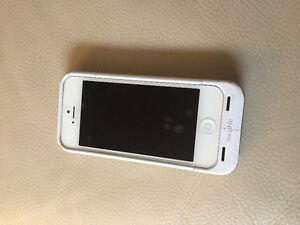 White iPhone 5 - 16gb-