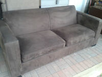 Very comfortable loveseat. $125.