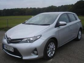 Toyota Auris 1.6 V-MATIC ICON MULTIDRIVE S