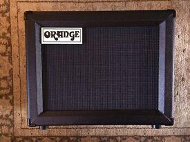 Orange ppc112 1x12 guitar cab