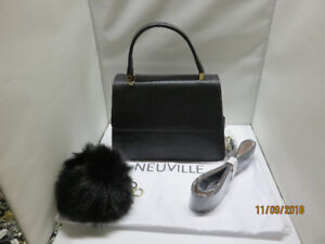 Neuville Leather Purse For Sale
