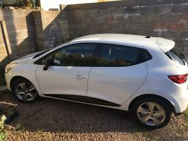 Renault Clio 0.9 TCE Dynamique 5dr (start/stop,mediaNav )