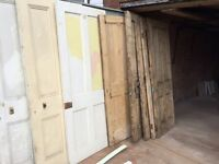 Victorian doors nine off