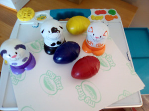 My First Crayola-Colour me a Song plus Crayola Stampers + Eggs