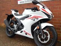 NEW 2018 SUZUKI GSXR125 MOTORCYCLE