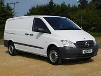 Mercedes Vito 113 CDI UNDER MANUFACTURER WARRANTY
