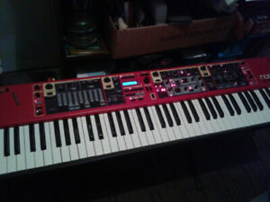 Nord Stage - 73 Key with Hammond, Pianos, EP's, and Synthesizer