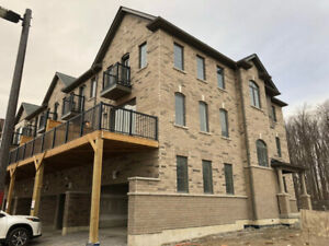 Brand new townhouse by Hwy7 in Markham for rent