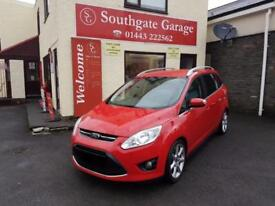 Ford Grand C-MAX 2.0TDCi ( 140ps ) 7seats Powershift 2012.25MY Titanium