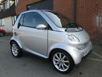 SMART CITY PASSION 61 CONVERTIBLE FULL LEATHER AUTOMATIC LOW MILES