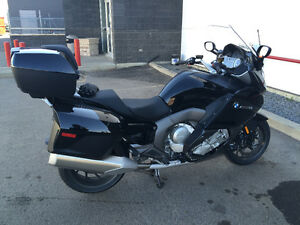 2016 BMW K1600GT with OEM Touring Pack