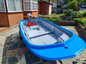 DELL QUAY 11ft BOAT PACKAGE