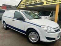 2012 Vauxhall ASTRA VAN CLUB ECOFLEX 1.7 TD Car Derived Van Diesel Manual