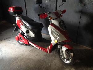 Baja 500w E-bike
