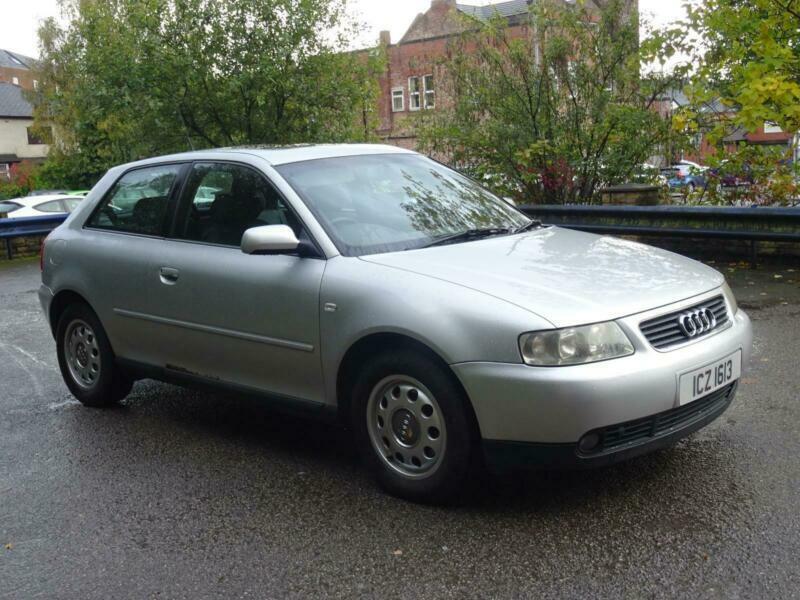 2001 Audi A3 1.9 TDI 3dr HATCHBACK DIESEL +++ PART ...