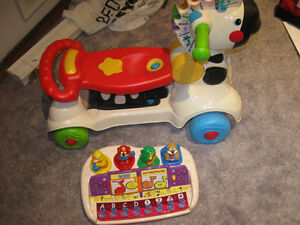Two great working VTECH toys