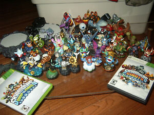 Skylanders Swap Force and Giants