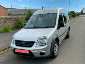 Low mileage Ford Transit Connect
