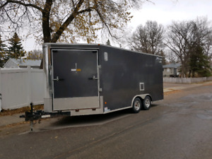 FOR RENT - 8 x 16 Snow/ATV/SxS/Cargo Trailer