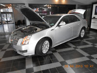 Cadillac AWD CTS-4 for sale low mileage
