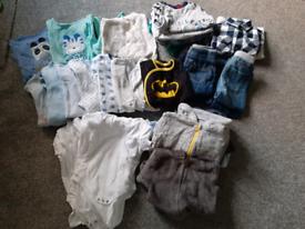 Boys Clothes Bundle (9-12 months)