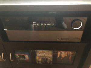 Bose series 10 with harman kardon avr 2600 7.1