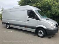(choice of 2) 2014 Mercedes Sprinter 313 LWB very high spec ....