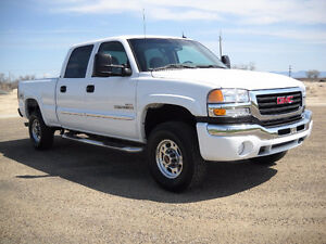 Looking to buy or trade for a 2004+ Duramax 4 Door pickup!