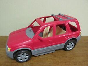 Fourgonnette pour poupée Barbie