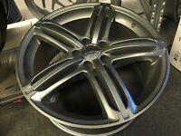 "19"" alloy wheels Alloys Rims tyres tyre 112 seat skoda Audi Vw Volkswagen"