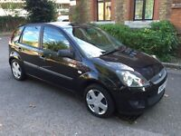 2007 FORD FIESTA ZETEC 1.4 MANUAL,FULL SERVICE HISTORY,1 YEAR MOT,GREAT DRIVES AND CONDITION