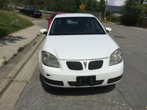 2007 Pontiac G5 -For sale as is.