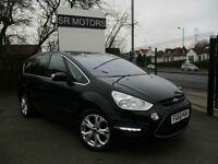 2010 Ford S-MAX 2.0TDCi ( 163ps ) Titanium(7 SEATS,HISTORY,WARRANTY)