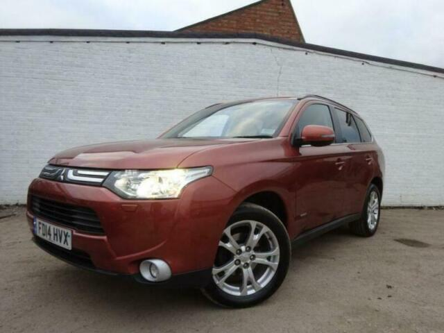MITSUBISHI OUTLANDER AUTO DIESEL GOOD AND BAD CREDIT CAR FINANCE AVAILABLE  | in Leigh-on-Sea, Essex | Gumtree