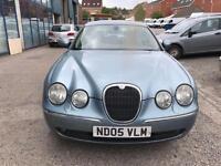 Jaguar S-TYPE 2.7D V6 auto SE 4 DOOR - 2005 05-REG - 6 MONTHS MOT