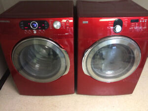 LAVEUSE SÉCHEUSE FRONTALES *** FRONTLOAD WASHER DRYER