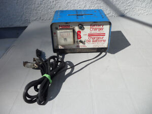 6 Amp Battery Charger $20 firm