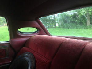 Clean 1976 Lincoln Town Car (Parts only)