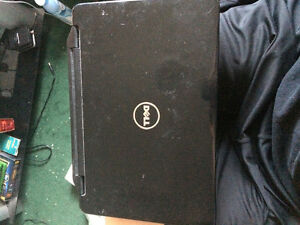 Black Dell Laptop Used