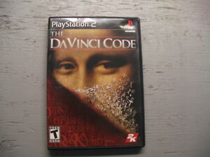 jeu ps2 the davinci code