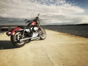 2006 Harley 883 Low