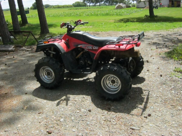 2002 Arctic Cat 500cc artic cat