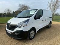 2017 Renault Trafic 2.7T Business Energy L1H1 Panel Van, Euro 6, FMDSH, 1 Owner