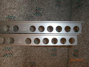 Bordure pour careaux de ceramique 3/8 aluminium -8 pi longue West Island Greater Montréal image 1