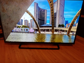 Smart 42 inch Panasonic Full HD LED TV with Freeview