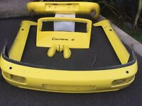 Porsche 964 Bumpers & Exhaust System 911 SC Carrera GT RS Turbo