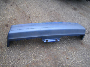 82-92 Iroc Camaro Z28 Rear Bumper cover mint