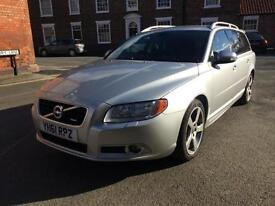 Volvo V70 2.0 D3 ( 163ps ) Geartronic 2011MY R-Design SE