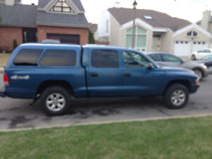2003 Dodge Dakota 4.7 4x4