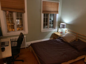 Lease transfer May 1st near Guy Concordia - Room in 4 1/2
